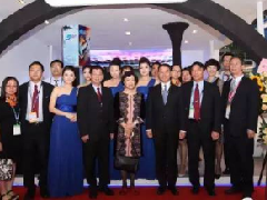 Deputy General Secretary of WTO Mr Yi Xiaozhun Arrived at Jiuli Stand in international logistics and